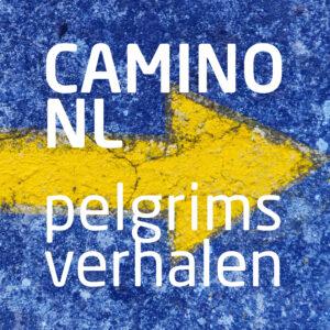 Beeldmerk Camino NL pelgrimsverhalen