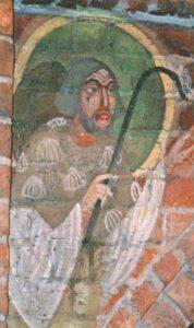 Muurschildering Doetinchem uit jacobalia