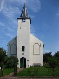 Witte kerk Feerwerd