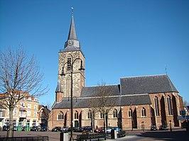 Jacobskerk op de markt in Winterswijk