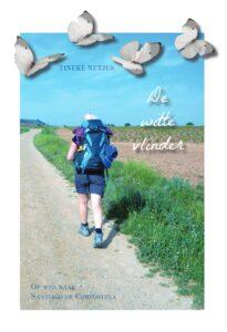 Omslag van het boek, Tineke op de rug gezien, lopend