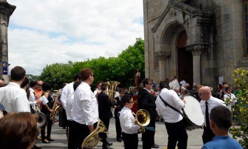 Foto José processie